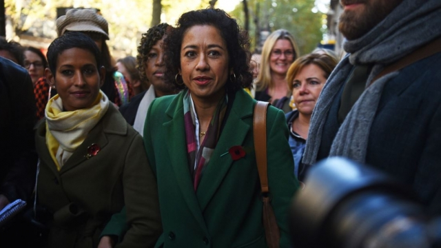 Samira Ahmed's case begins at the Central London Employment Tribunal