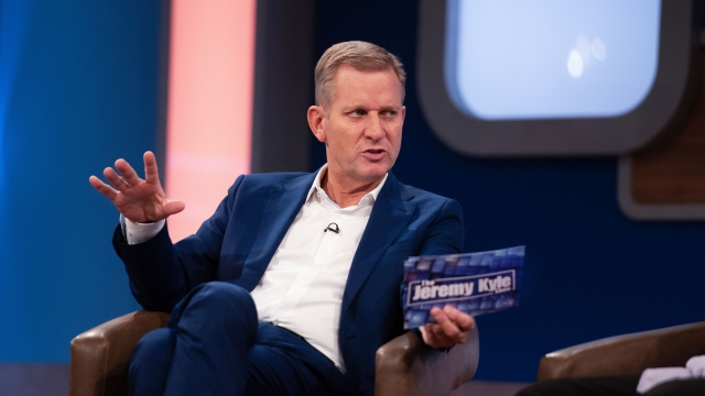 Article thumbnail: Jeremy Kyle on his show