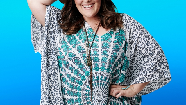 Ricki Lake, contestant on The X Factor: Celebrity (Photo: Syco/Thames/ITV)