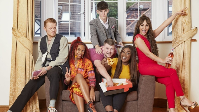 BBC3 docu-reality series, House Share, sees six young people move to London from their home towns