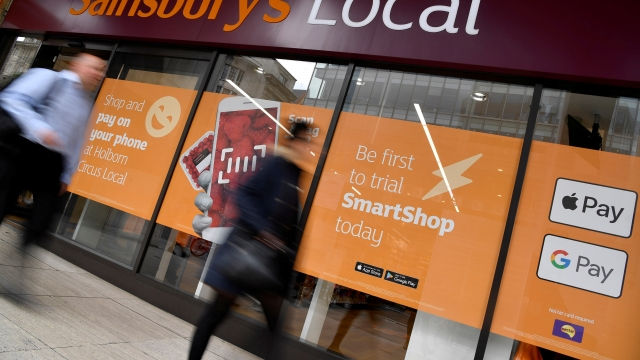 Sainsbury's is changing up its store portfolio (Photo: REUTERS/Toby Melville/File Photo)