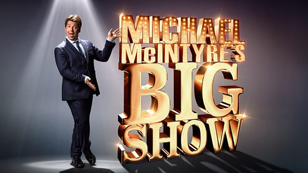 Article thumbnail: Michael McIntyre