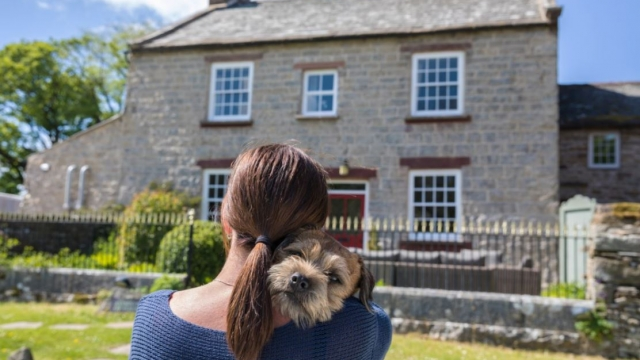 A Corner of Eden took the Dog-friendly Accommodation prize (photo: Vanessa Fry Photography)