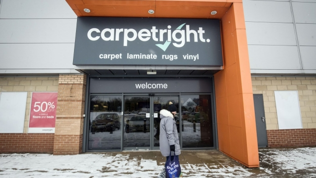 The deal will bring relief to Carpetright's 3000-plus staff (Danny Lawson/PA Wire)