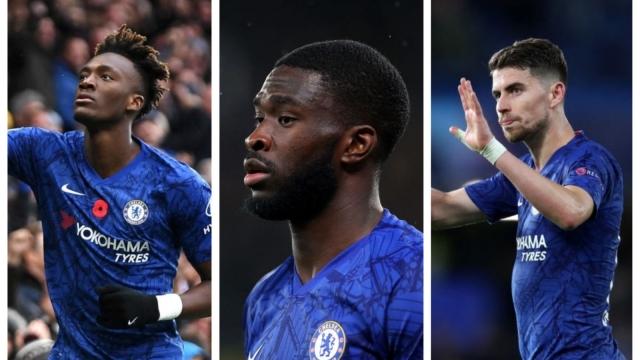 Chelsea team news vs Manchester City