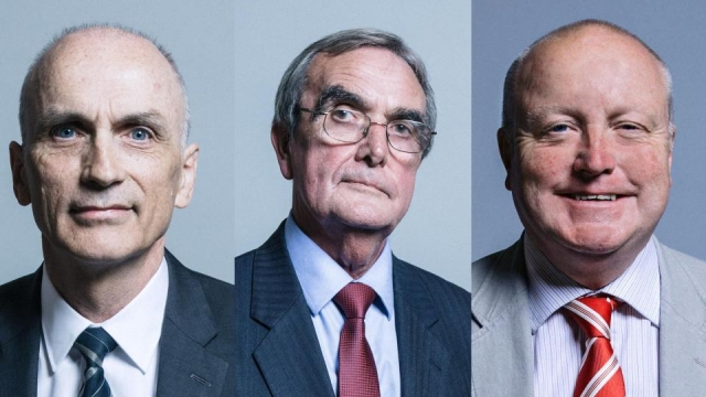 Article thumbnail: Williamson, Godsiff and Hepburn have not been endorsed by the NEC (Photos: Official Commons portraits)