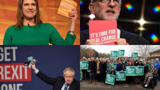 How do the manifestos compare on policies for those with disabilities?