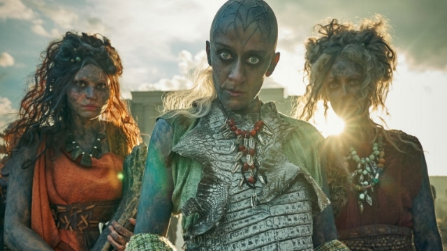 Britannia Cast Who Stars In Season 2 What Time It S On Sky Atlantic And Where The New Series Was Filmed