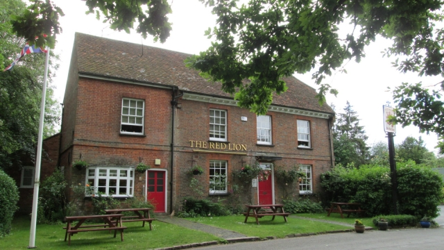 Article thumbnail: The Red Lion was Britain's first community-owned pub