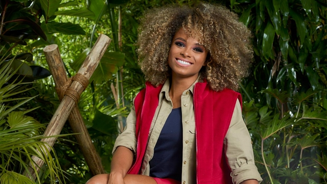 Fleur East on I'm a Celebrity Get Me Out Of Here in 2018