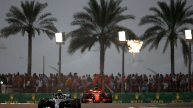 Abu Dhabi Grand Prix Tv Channel Standings Qualification Start Time And Latest