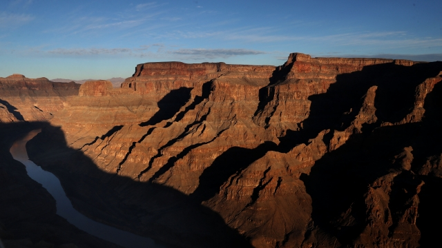 Sarah* has travelled to the Grand Canyon(Photo by Justin Sullivan/Getty Images)