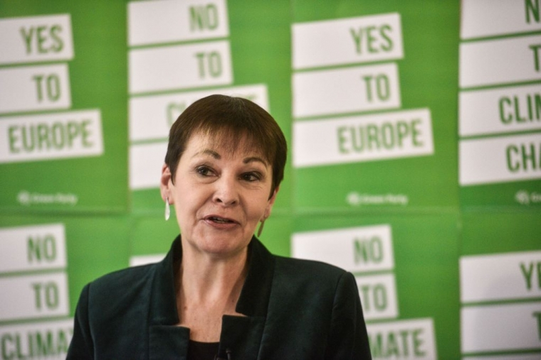 Caroline Lucas is the only current Green MP (Photo: Peter Summers/Getty)