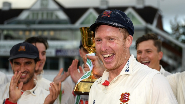 Essex win the County Championship