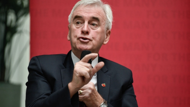 John McDonnell is expected to say: 'We can only deliver the real change we need by putting power into the hands of communities'