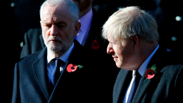 The Conservatives' figures overestimate Labour's spending