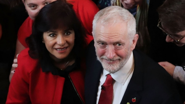 Jeremy Corbyn is aiming for 10 Downing Street