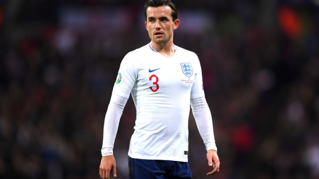 Article thumbnail: Ben Chilwell of England during the UEFA Euro 2020 qualifier against Montenegro on 14 November 2019 (Getty Images)