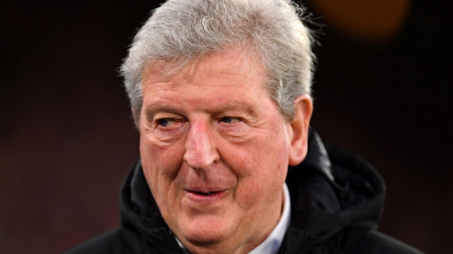 Manager of Crystal Palace, Roy Hodgson during the Premier League match against Liverpool on 23 November 2019 (Getty Images)