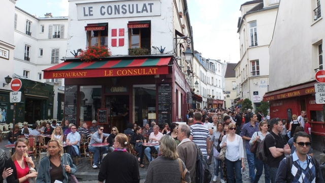 Speaking French can enhance a trip to Paris