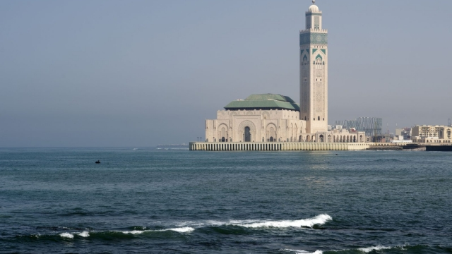 Article thumbnail: Take a 40-minute tour of the stunning Hassan II Mosque in Casablanca