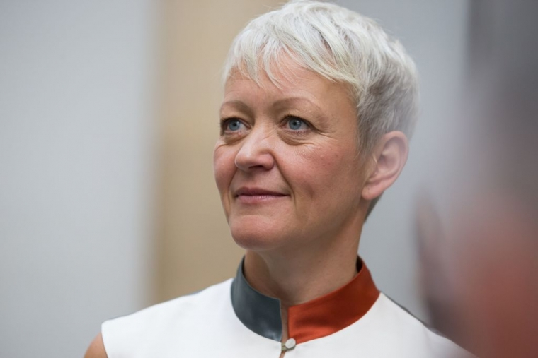 Tate Director Maria Balshaw said she resisted job cuts for as long as possible (Photo: Getty)