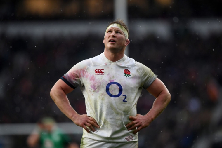 Hartley's career for England and Saints was beset by injuries (Photo: Getty Images)