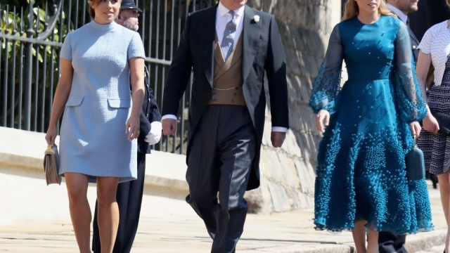 Prince Andrew Interview Now Princess Beatrice S Wedding Could Be