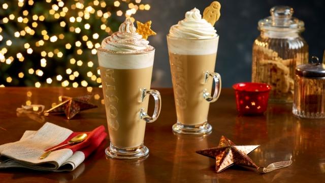 Irish Velvet Latte & Gingerbread Latte_Lifestyle