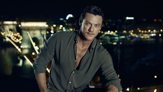Luke Evans has released his debut album, 'At Last' (Photo: Anders Overgaard)