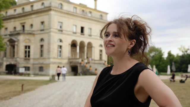 Article thumbnail: Helena Bonham Carter features in the first episode of My Grandparents' War