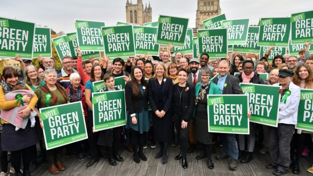 Green Party Co-Leader Sian Berry said UBI would be worth £89 a week