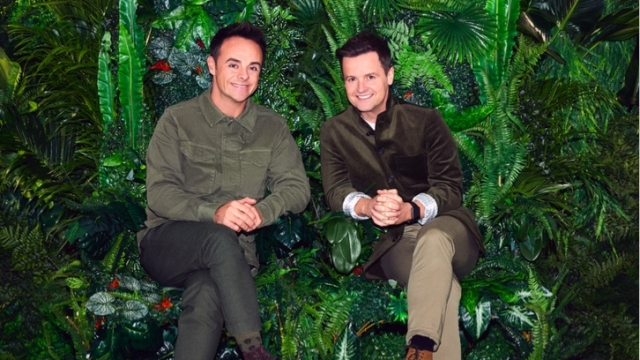 Ant and Dec have flown into New South Wales with a host of celebs (Photo: ITV)