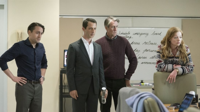 Members of the fictitious Roy clan, who feature in the HBO drama Succession, on Sky, have experienced more than their fair share of family rifts