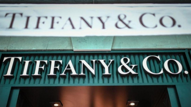 LVMH has bought the US luxury shop Tiffany & Co as the luxury firm continues to expand (Photo: STEPHANE DE SAKUTIN/AFP via Getty Images)
