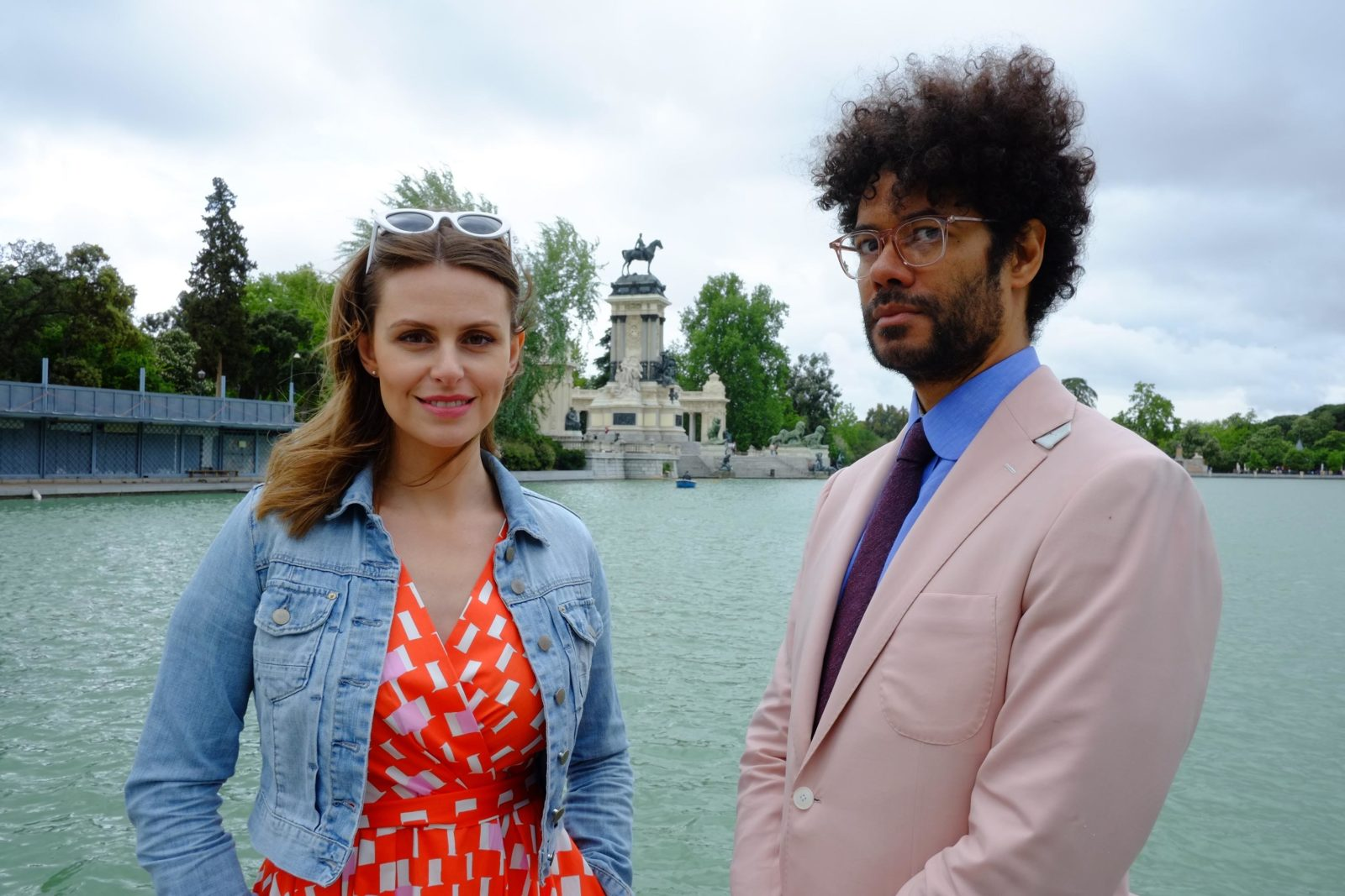 Travel Man 48 Hours In Madrid The Chemistry Was Lacking In Richard Ayoade S Final Weekend Jaunt