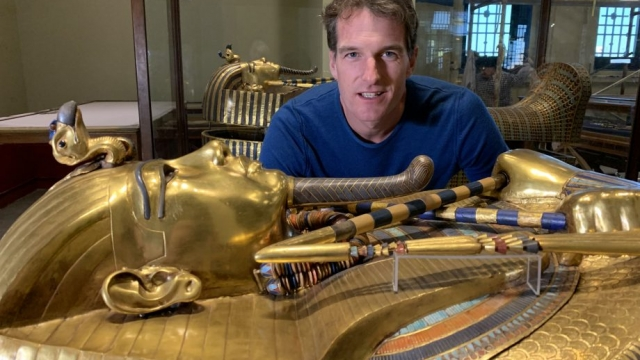 The life and death of one of the most famous ancient Egyptians is being examined by TV historian Snow
