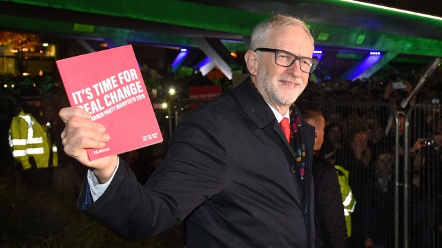 Article thumbnail: Labour's manifesto appeared to contain contradictory pledges on trans issues