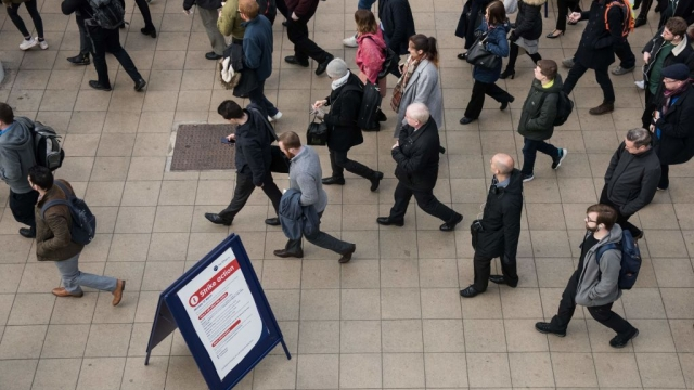 South Western Rail workers will strike during December (Photo: Getty)