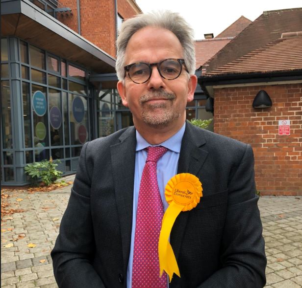 I am not a professional politician, I am a working doctor, a Consultant Neurologist in Birmingham, and now I am standing as a Liberal Democrat candidate in Bromsgrove