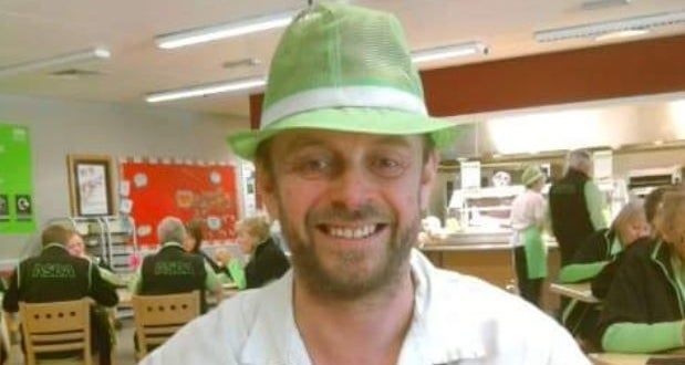 Duncan Carson worked at Asda as a baker for 13 years (Photo: Duncan Carson)
