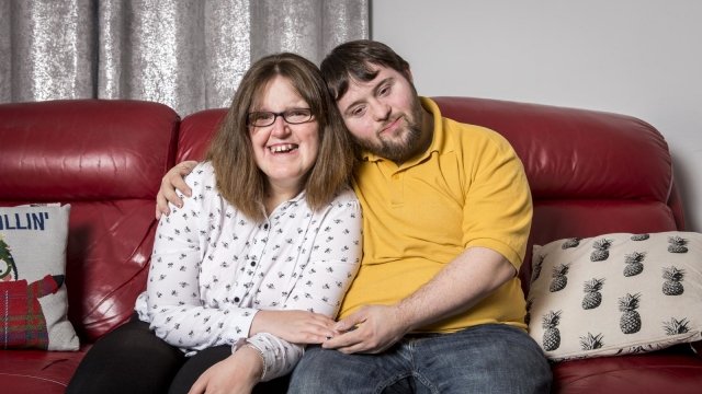 Jade and Curtis moved into flats on their own after their parents not being sure they'd live independently