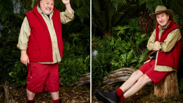Andrew Whyment and Cliff Parisi are joining I'm A Celebrity 2019 as late arrivals