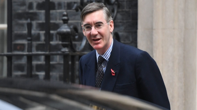 Jacob Rees-Mogg said he was 'profoundly' sorry over his comments
