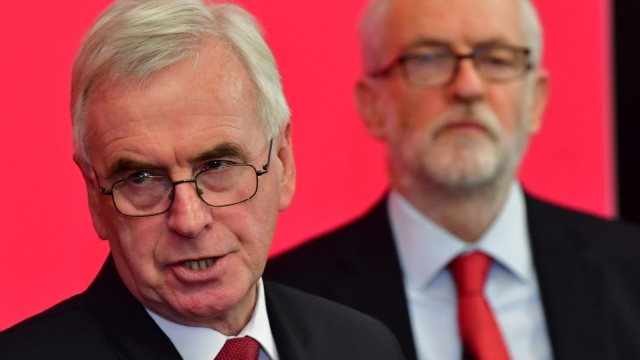 Article thumbnail: John McDonnell would not remain neutral in the vote, even if Jeremy Corbyn does