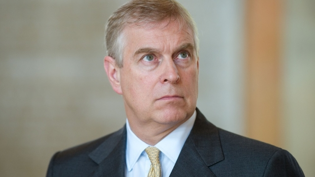 Prince Andrew will be withdrawing from public duties (Photo: Swen Pfortner/DPA/AFP/Getty)