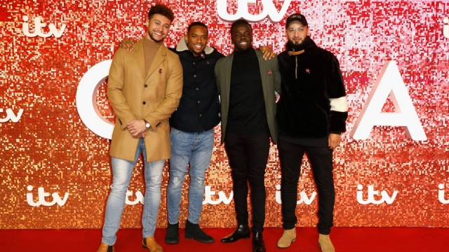 Rak-Su at ITV event