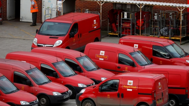 The firm updated investors a week after it secured an injunction to block postal workers from taking part in strike action. (Photo: Reuters/Phil Noble)