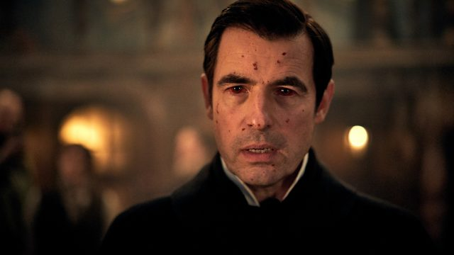 Danish actor Claes Bang stars in the lead role of Dracula