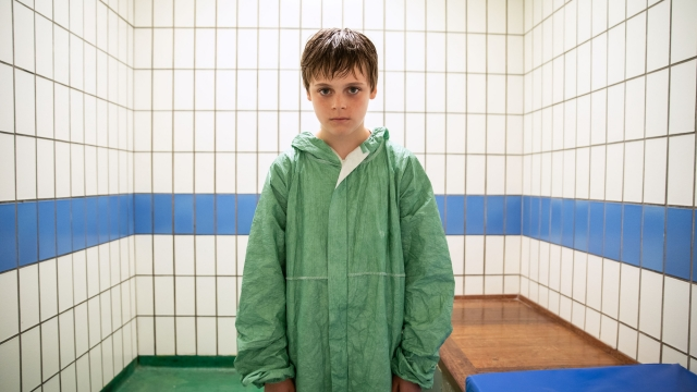 (Ray) McCullin (BILLY BARRATT) is the fictional 12-year-old based on a true life case